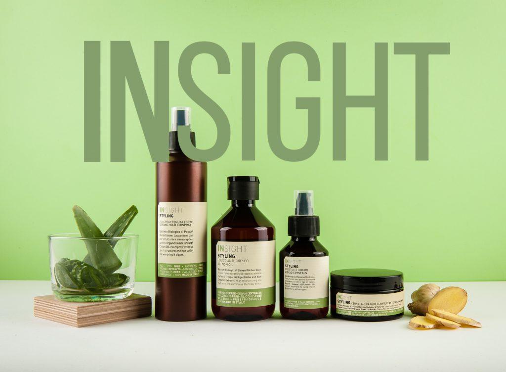 Insight juuksehoolduse sari
