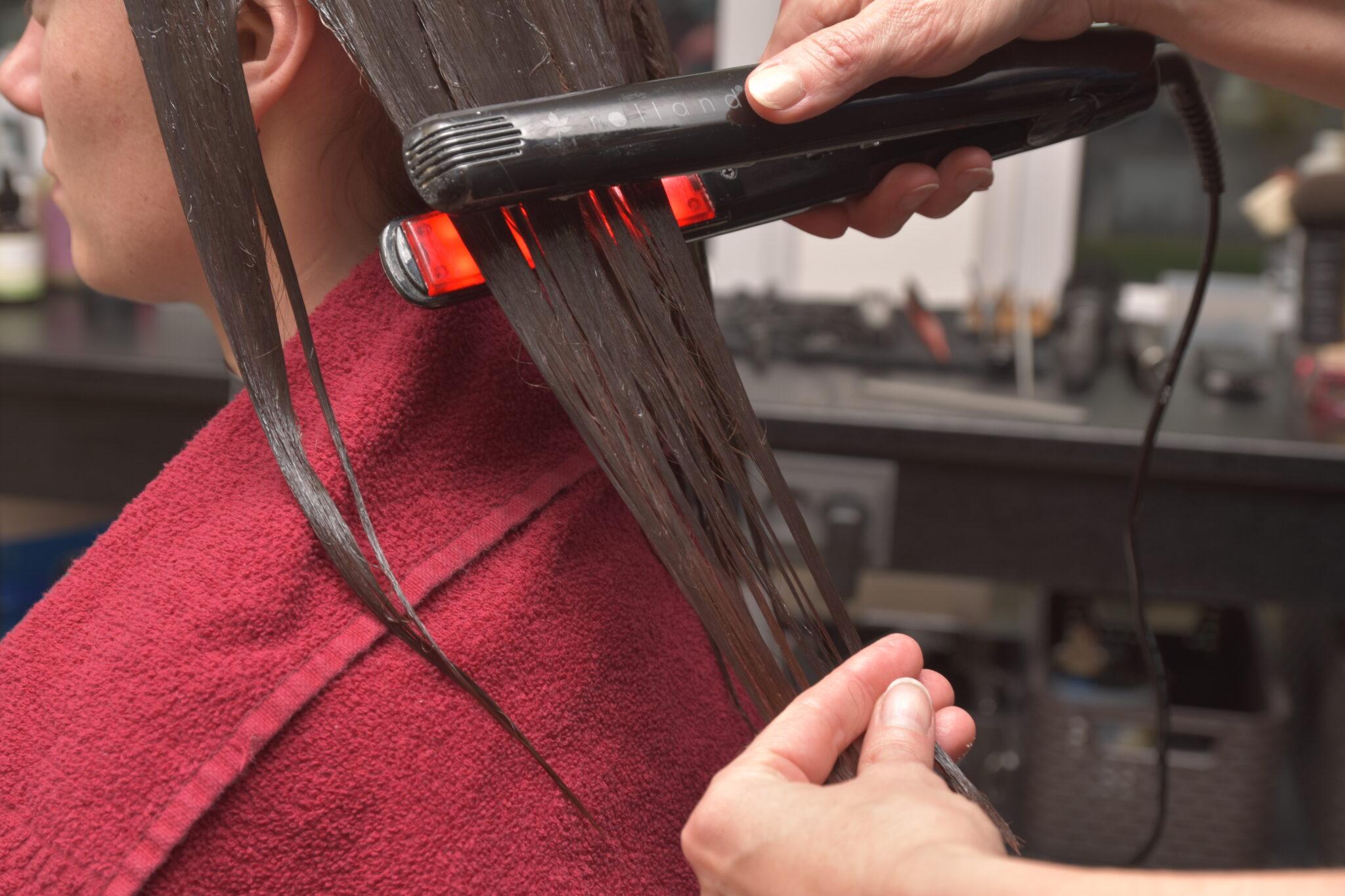 Infrapuna juuksehooldus – innovatsioon tõttab juustele appi